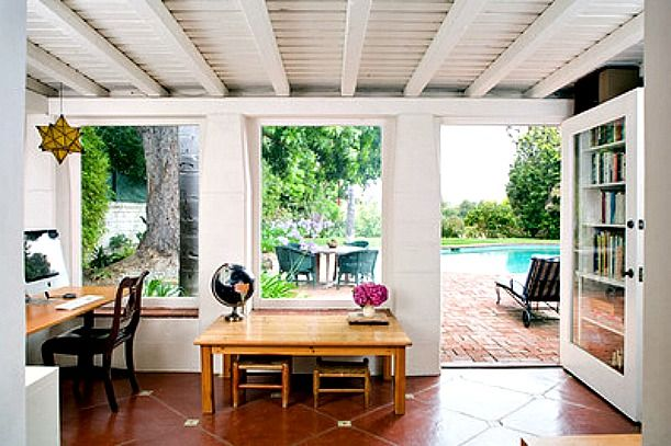 inside marilyn monroe's brentwood home | it homes | pinterest