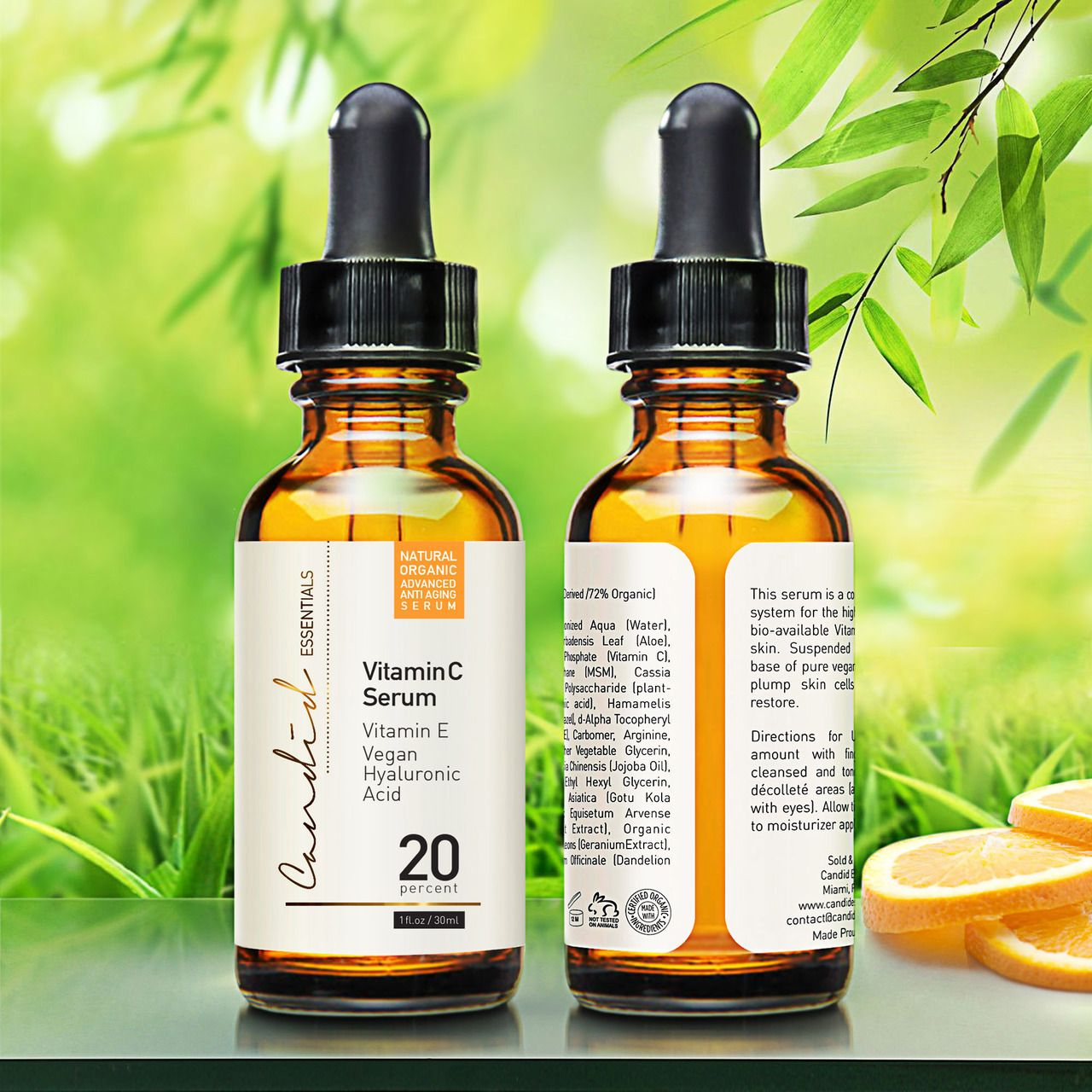 20 Vitamin C Serum (With images) Simple skincare