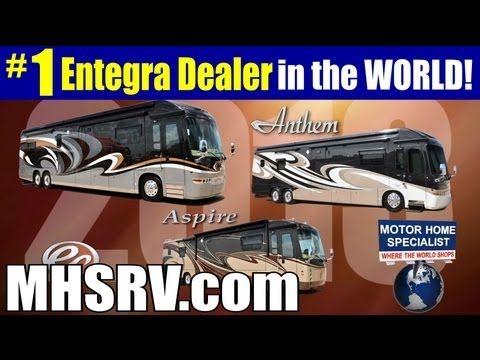 Entegra Coach Luxury Diesel Rvs At Motor Home Specialist Entegra Coach Car In The World Motorhome