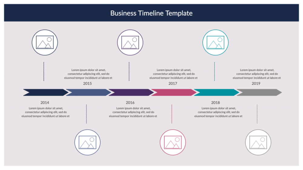 Pin on Timeline Templates