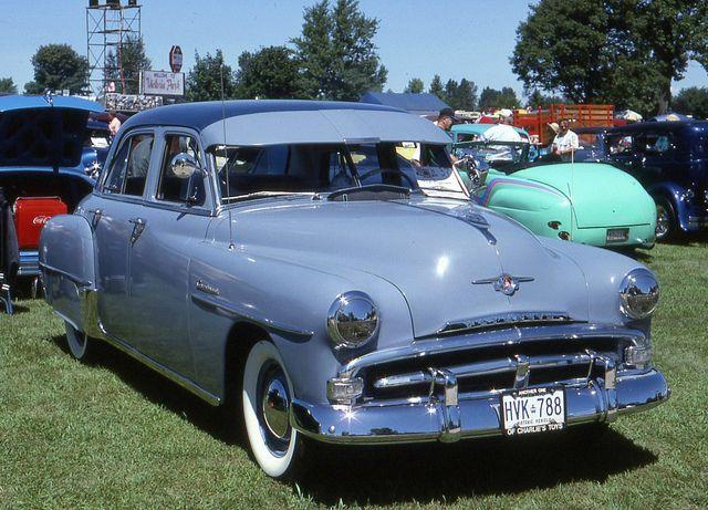 1952 Plymouth Cranbrook 4 Door Classic Cars Trucks Plymouth Cars Classic Cars
