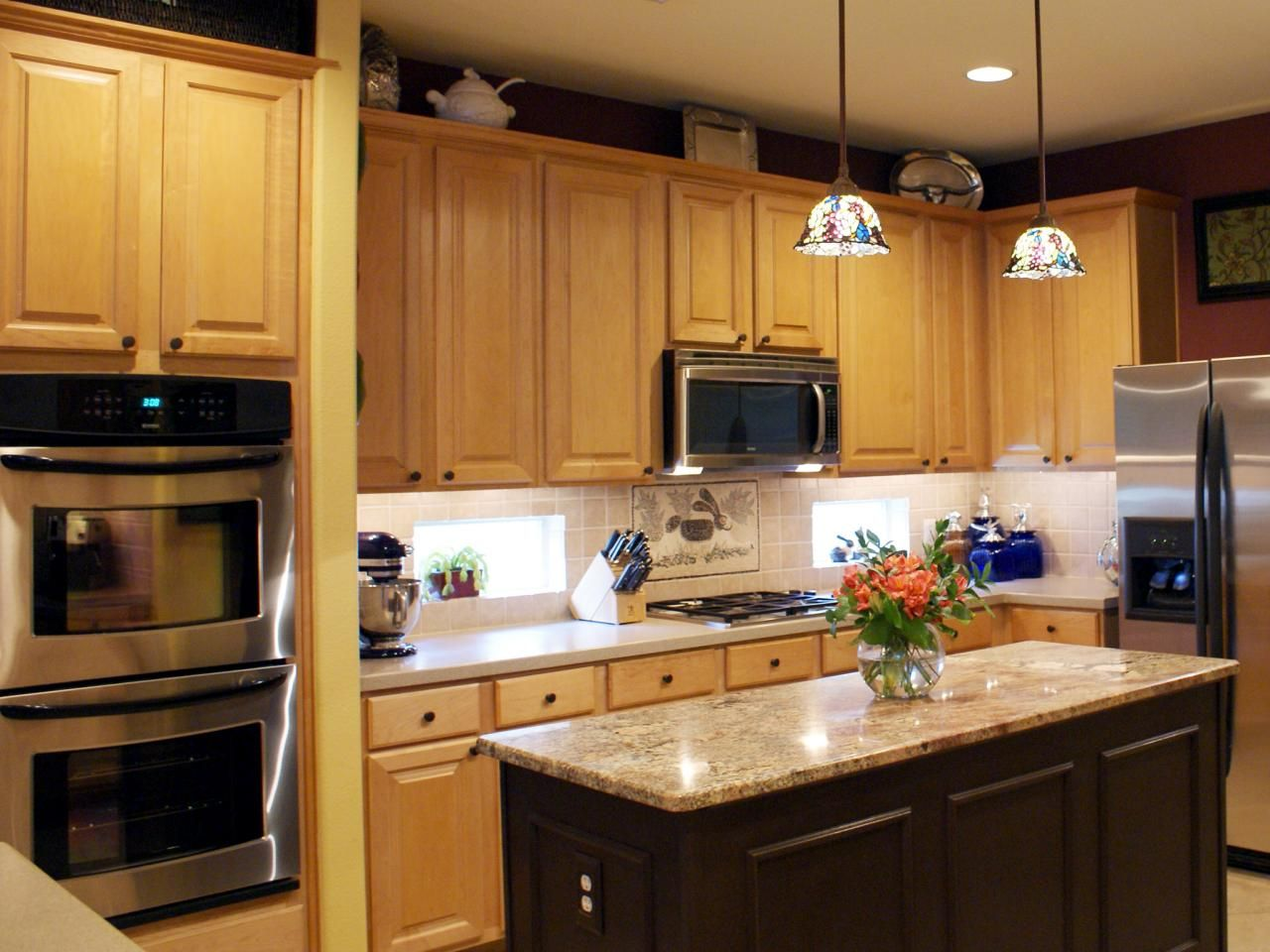 Kitchen Island Countertop Considerations Budget Kitchen Remodel Custom Kitchen Cabinets Cost Of Kitchen Cabinets