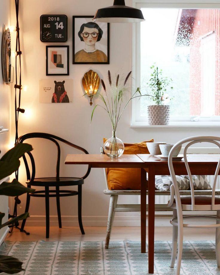 Mein Skandinavisches Zuhause: Schnappschüsse Von Einem