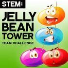 STEM: Spring Easter - Jelly Bean Tower -... by STEM Diva | Teachers Pay Teachers