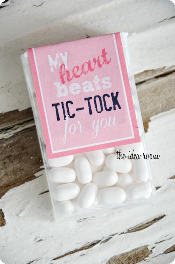 DIY Valentinstag Geschenke für Mitarbeiter | Leben | Pinterest ...