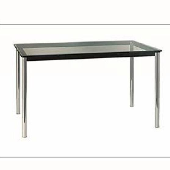 Tavolo Glass Le Corbusier | Tavoli moderni | Pinterest | Glasses and ...