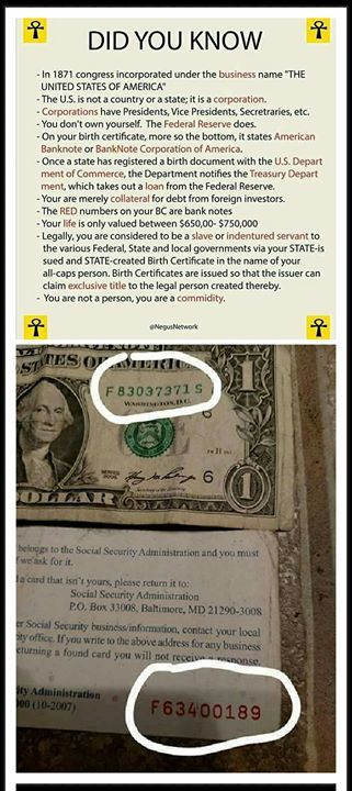 Pin by Chiefron on Currency Pinterest Truths, Conspiracy - fresh peru birth certificate