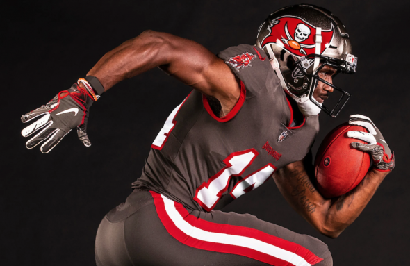 Tampa Bay Buccaneers Unveil New Uniforms Chris Creamer S Sportslogos Net News New Logos And New Uniforms In 2020 Tampa Bay Buccaneers Tampa Bay Color Rush Uniforms