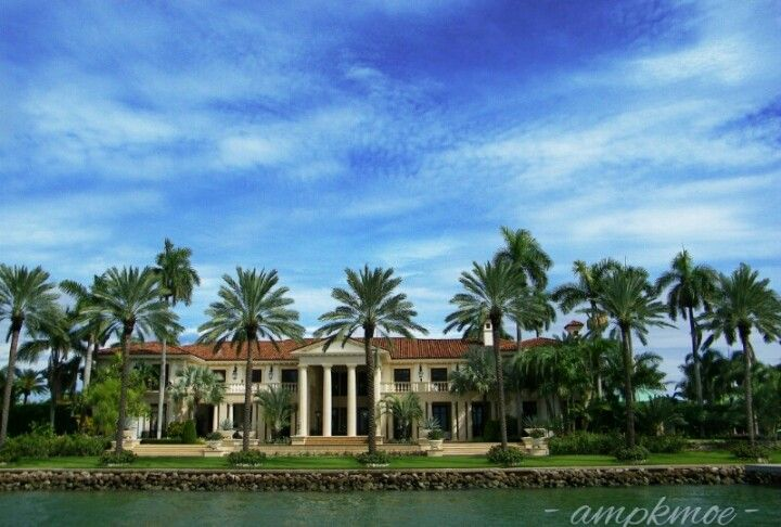 Mansion On Quot Millionaires Row Quot South Beach Miami Fl