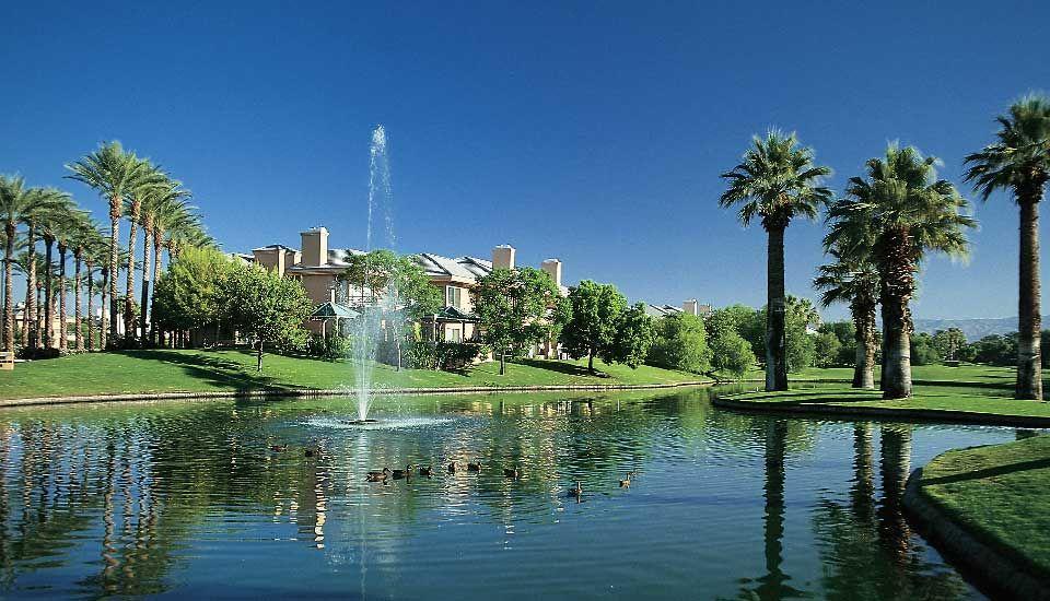 Marriott's Desert Springs Villas in Palm Desert, CA. One ...
