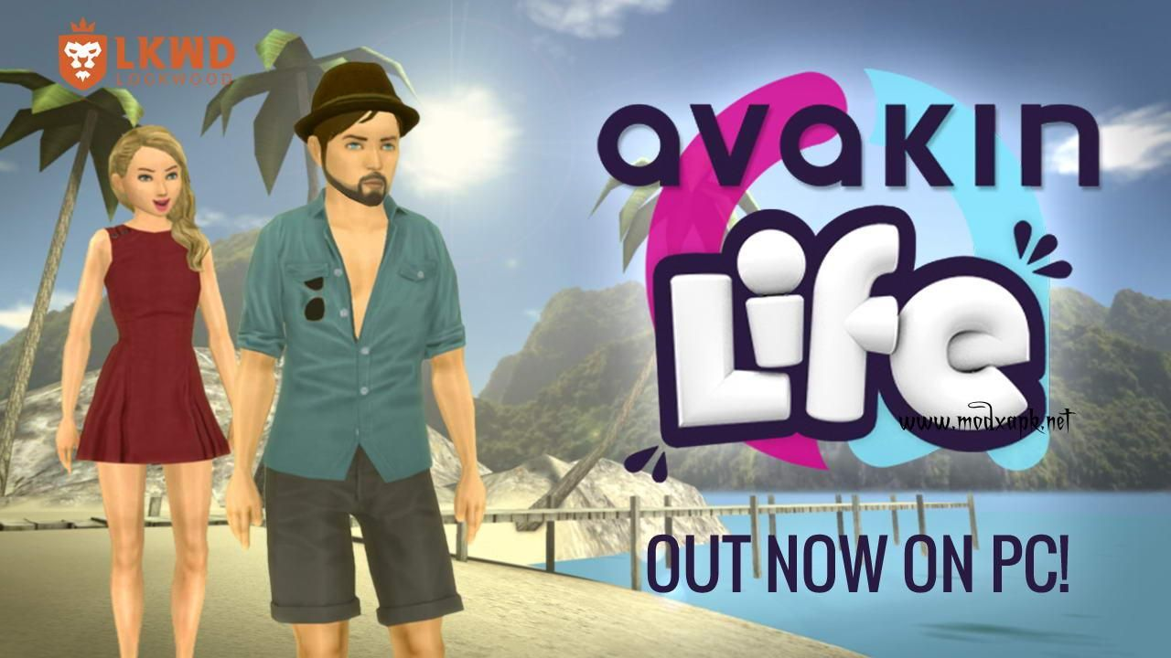 Downlaod Avakin life Mod Apk-[Updated Version]
