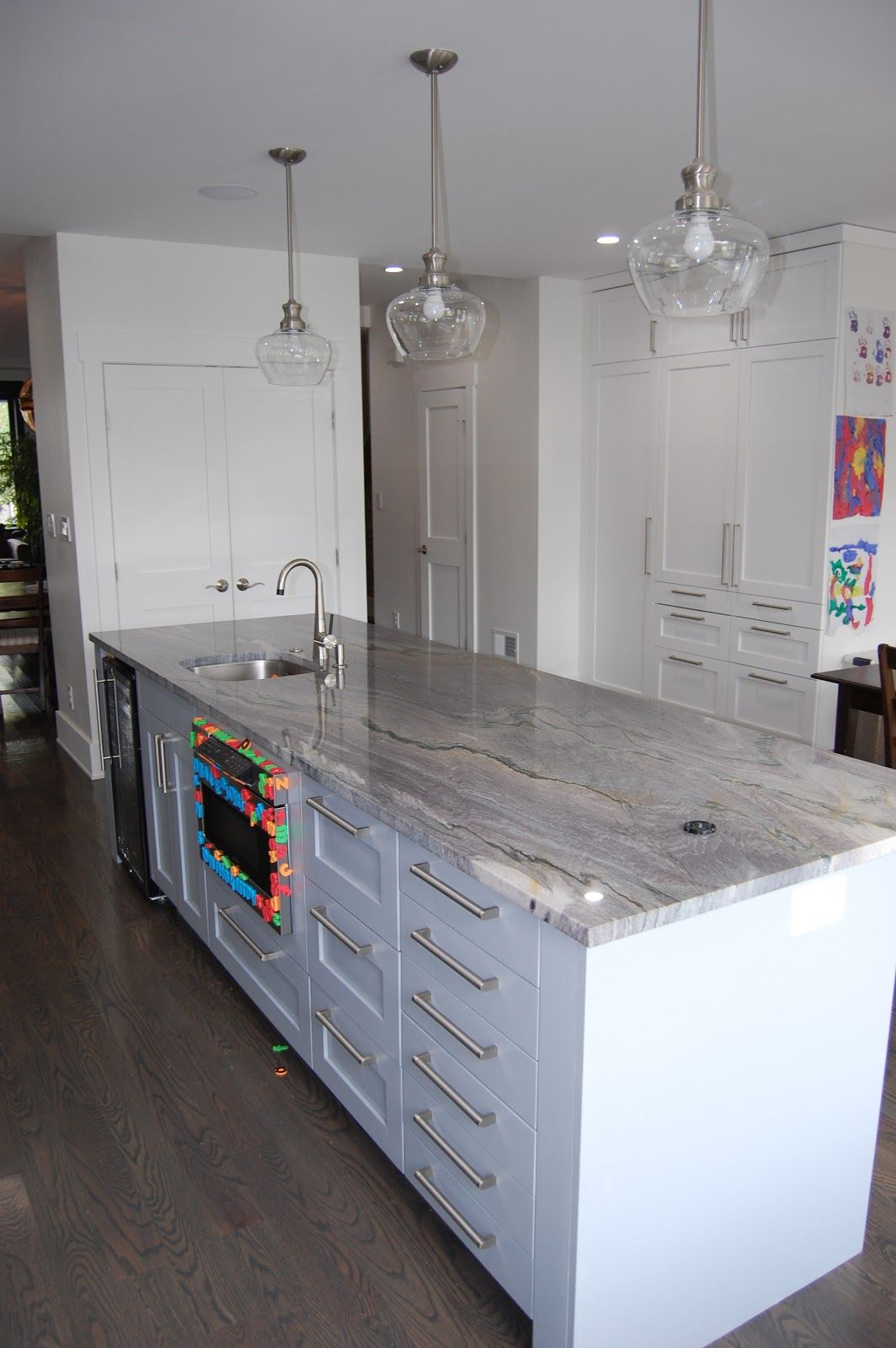 Ikea Stenstorp Kitchen Island Hack We Loved This Island But Needed A Larger Counter Space So We Ikea Kitchen Island Stenstorp Kitchen Island Apartment Kitchen