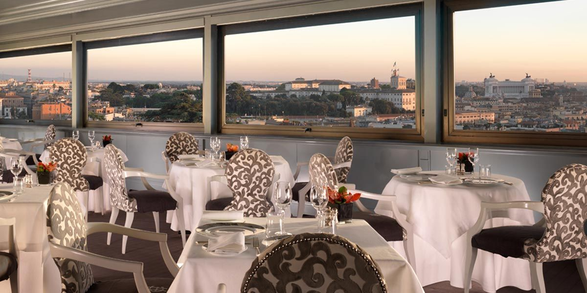 November 2015, Hotel Eden,Rome was one of the best historical ...