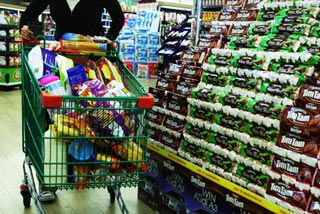 Groceries may get health star ratings - article for stage 5
