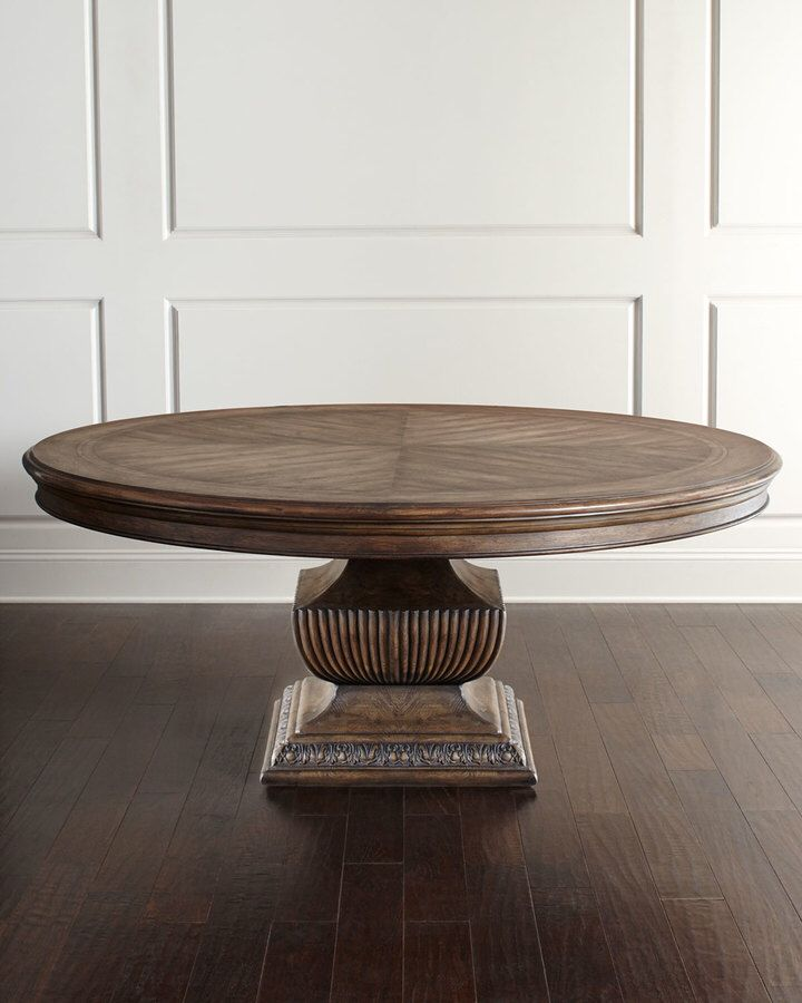 Hooker Furniture Donabella 72 Round Dining Table