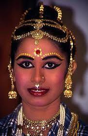maquillage hindou