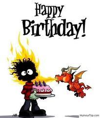 Humour Anniversaire Photos Humoristiques D Anniversaires Souhaites De Maniere Funny Happy Birthday Pictures Funny Happy Birthday Images Birthday Wishes Quotes
