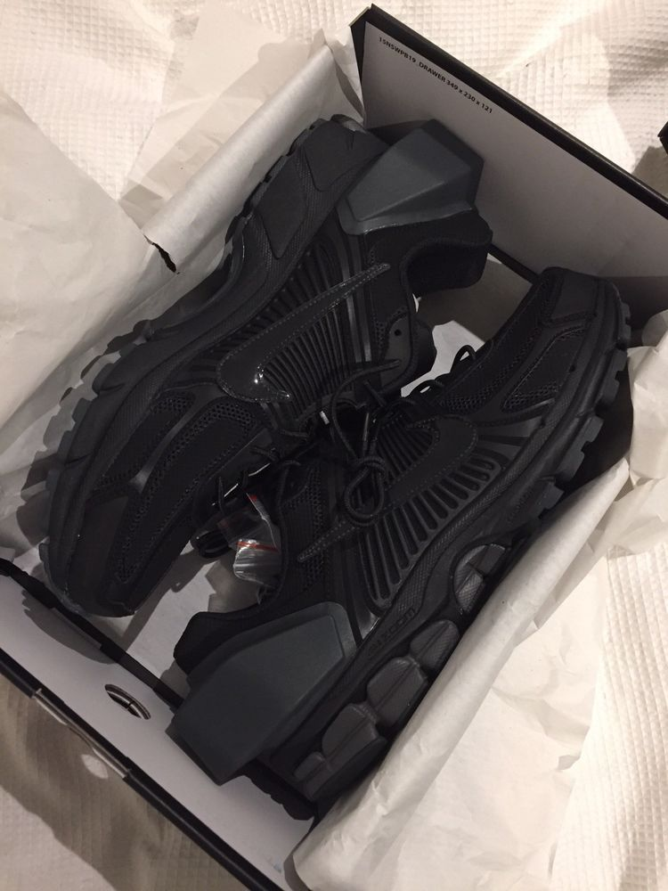 a1451fee793 Nike X A Cold Wall (ACW) Zoom Vomero 5 Black Size US 11.5   UK 10.5   fashion  clothing  shoes  accessories  mensshoes  casualshoes (ebay link)