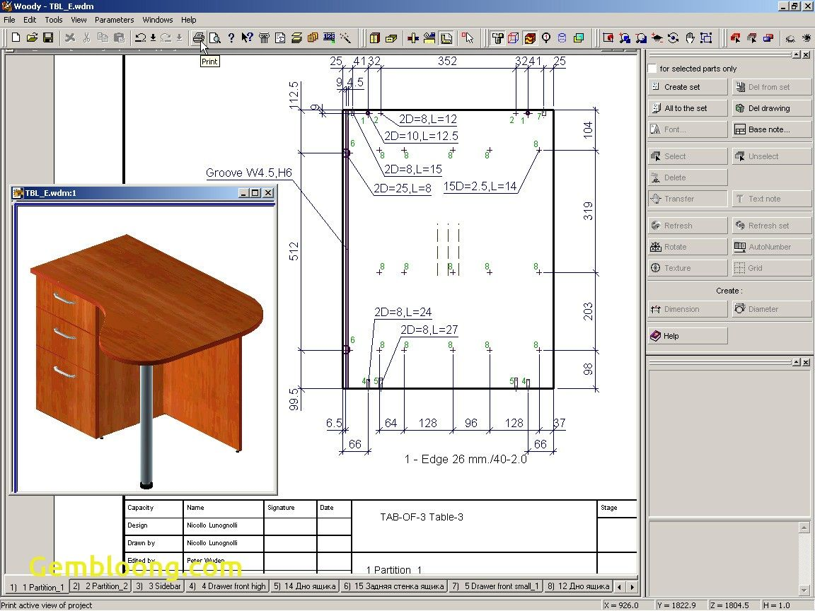 Best Of Furniture Design Drawing Software Free Download Encouraged