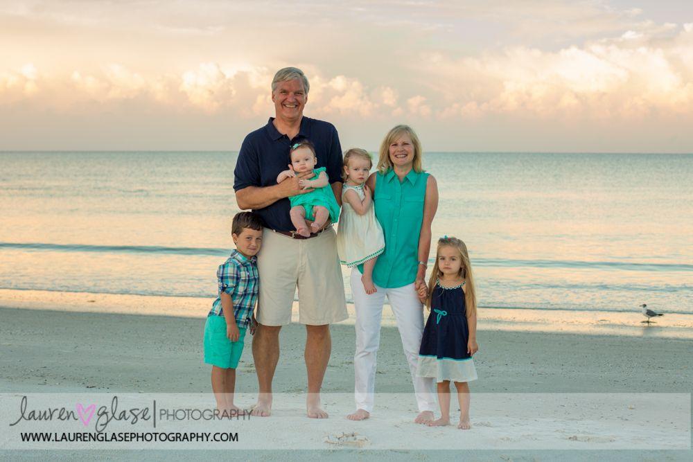 Smith Family   Fort Myers Beach Photographer » Lauren Glase ...