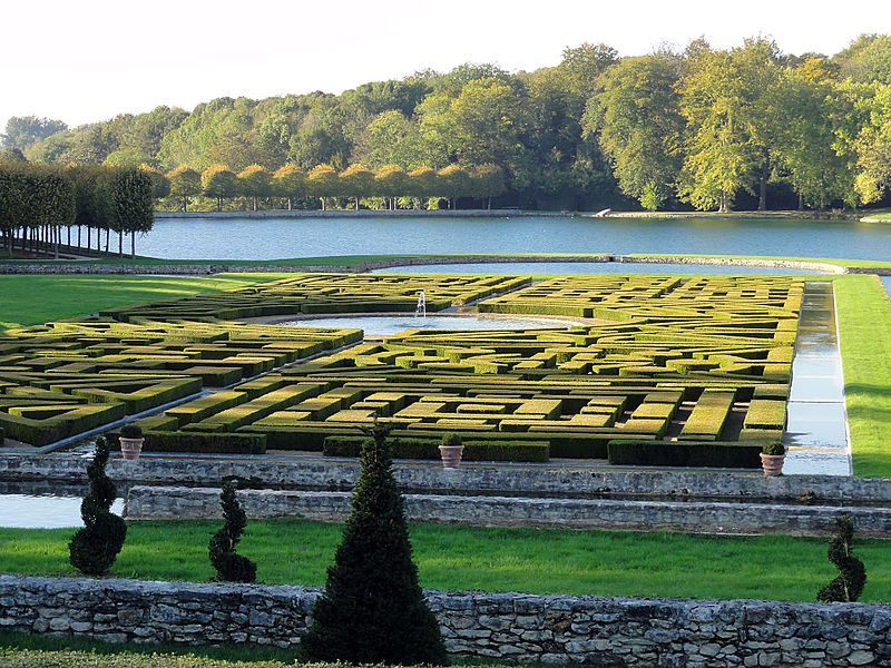 Domaine de Villarceaux - Jardins d'eau