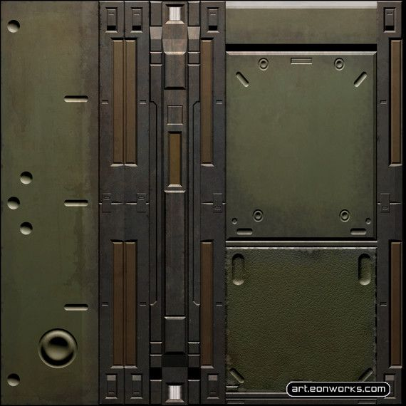 Sci Fi Wall Panels Google Search In 2019 Game Textures
