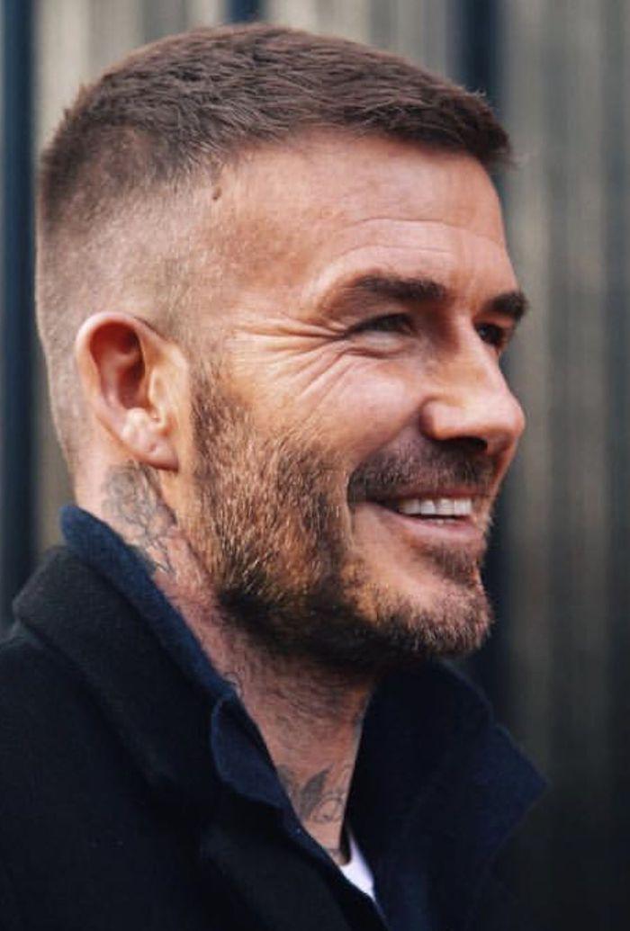 David Beckham: os melhores (e piores) cortes de ca