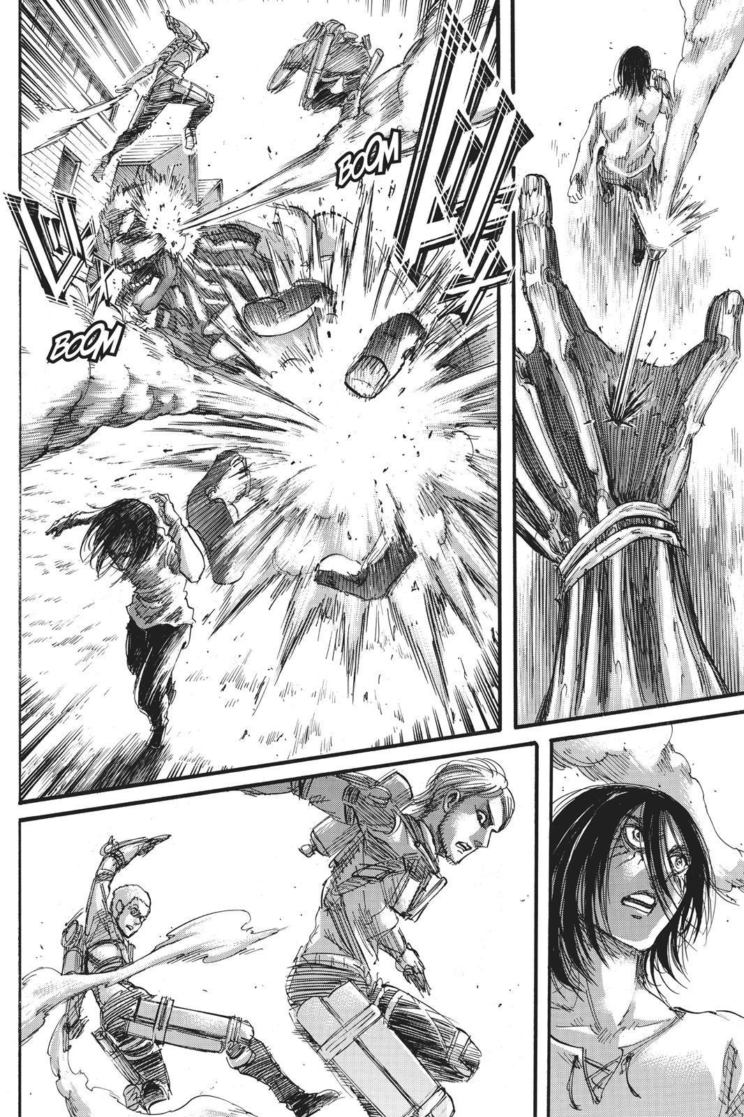 Shingeki no Kyojin Chapter 93 Read Shingeki no kyojin