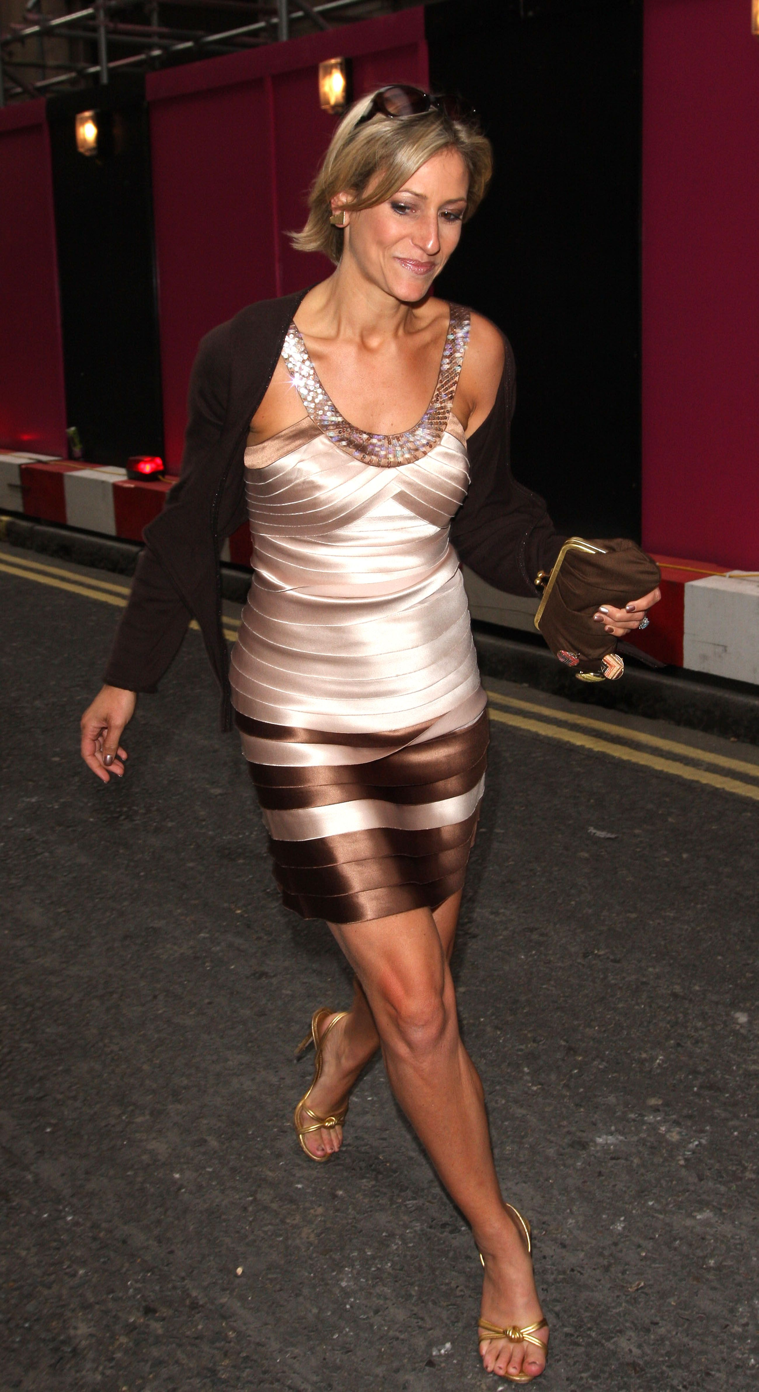 Emily Maitlis - Penny Smith Book Launch Party 24.06.08