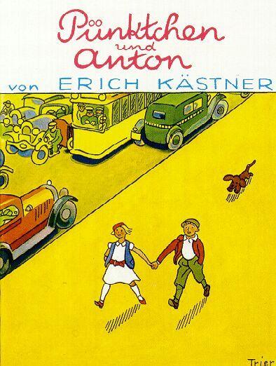 Punktchen Und Anton Erich Kastner Kinderbucher Bucher Fur Kinder Bucher