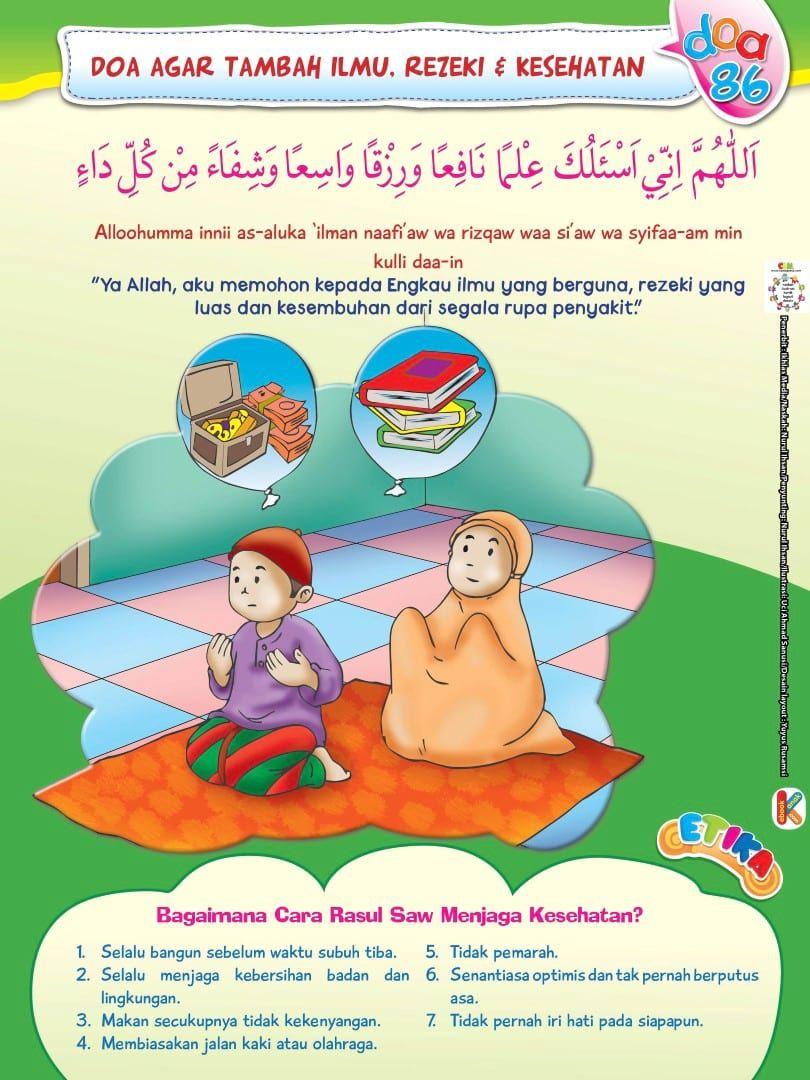 Doa Mohon Kesehatan : mohon, kesehatan