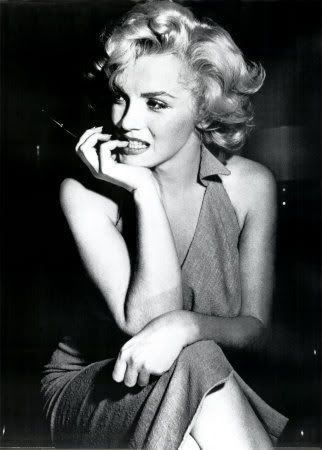 Marilyn Monroe, the one and only.