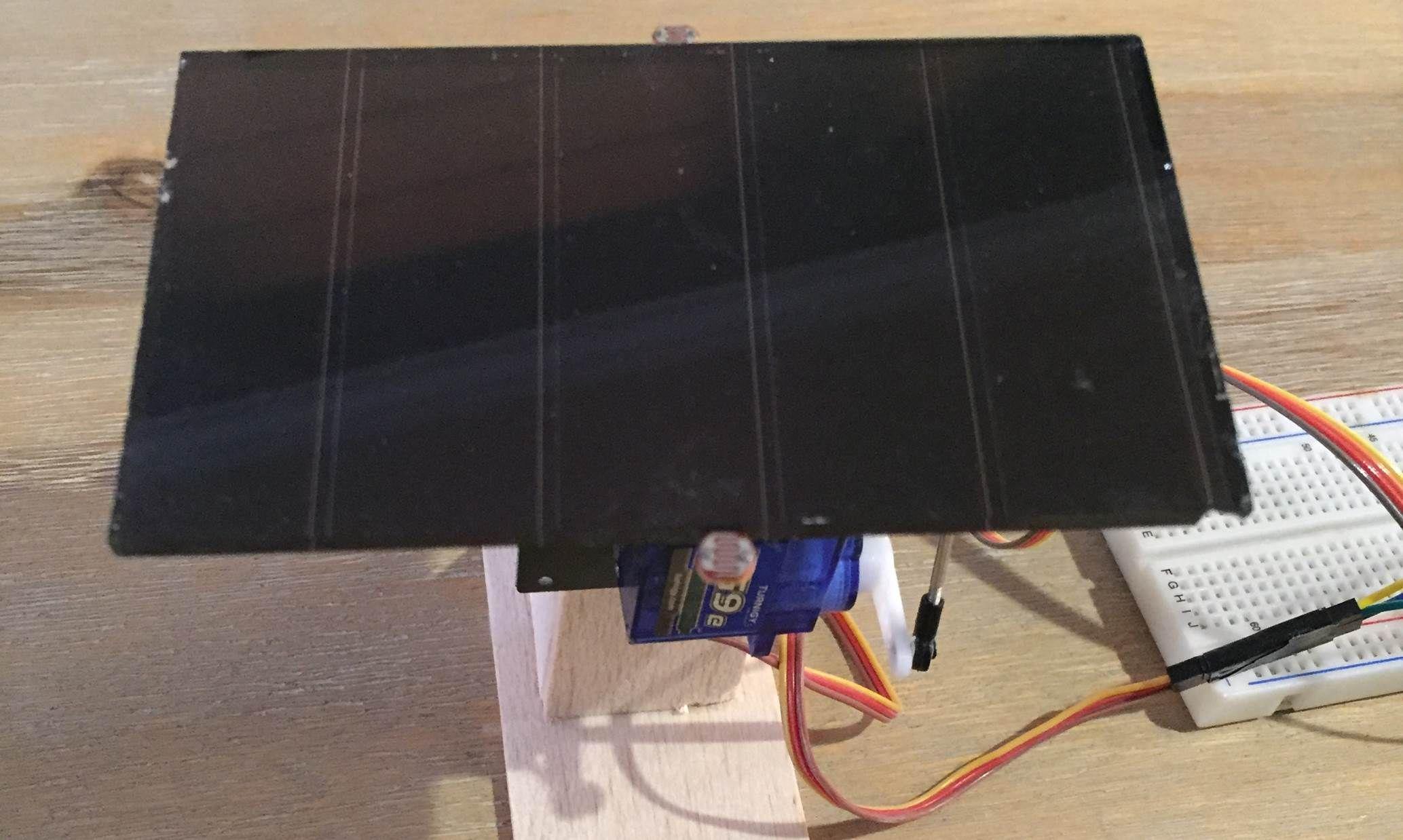 Arduino Solar Tracker - Linear Actuator Modification