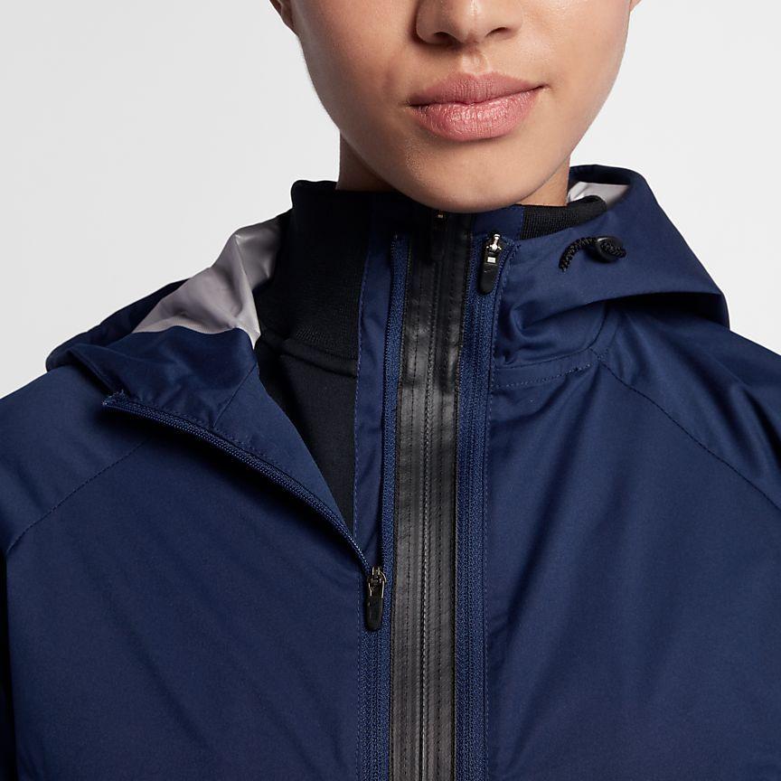 analizar prefacio Articulación  Nike Therma Shield 2-in-1 Chaqueta de entrenamiento - Mujer