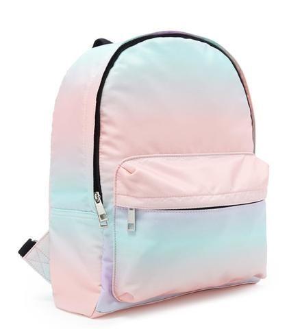 Mochila Escolar Arco-Irís - Rainbow Backpack   Acessórios ... d560ba91fd