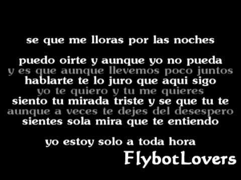 Te Necesito Letra Reggaeton Romantico 2013 Reggaeton Youtube
