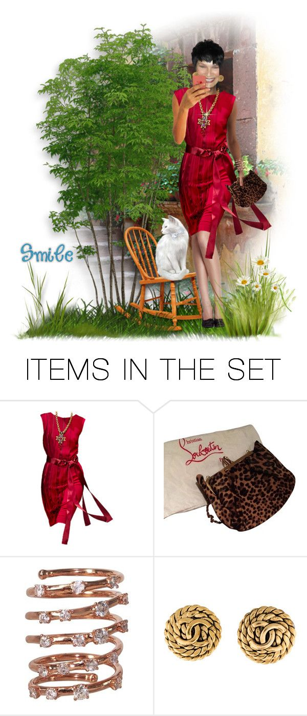 """""""Selfie"""" by taniucha ❤ liked on Polyvore featuring art and doll"""