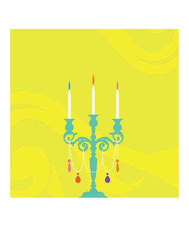 Take a look at this Candle Print by [Art]Addiction on #zulily today ...