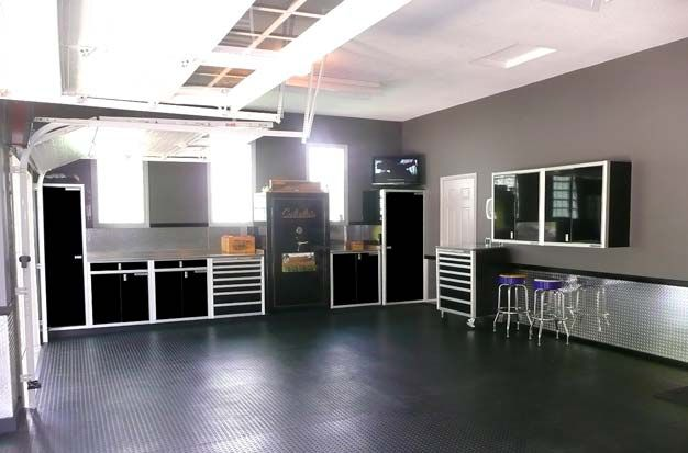 Photos Minimalist Modern Garage Design Ideas Https Wp Me P8owwu 1rz Garage Design Interior Garage Interior Modern Garage