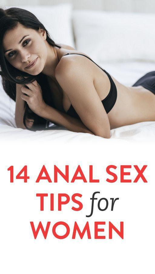 Situation anal sex tip for woman