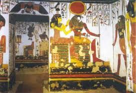 Tomb of Nefertari, Queen of Egypt, wife of Ramses the great.