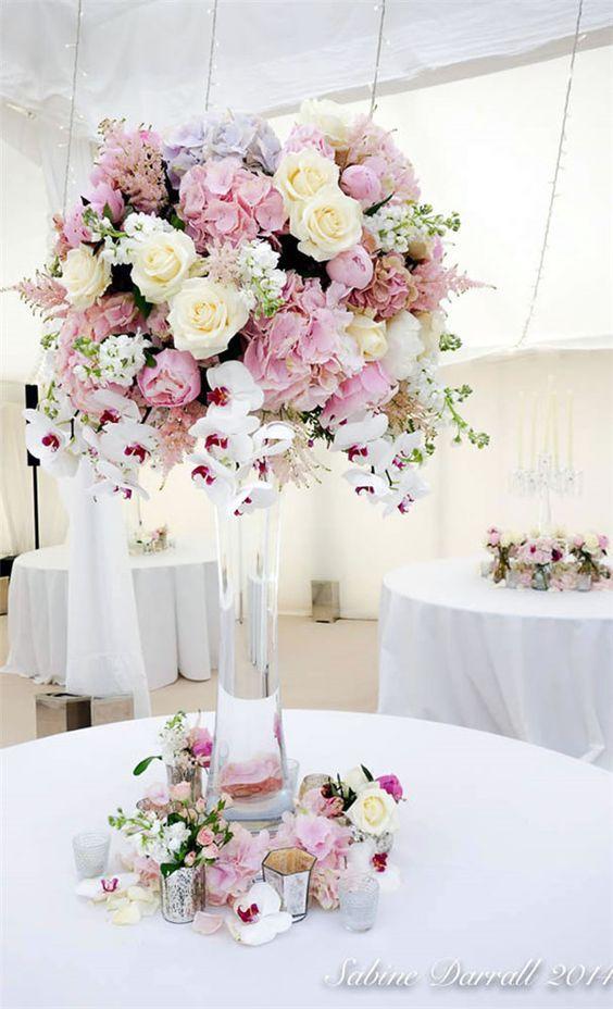 20 Truly Amazing Tall Wedding Centerpiece Ideas Wedding Reception