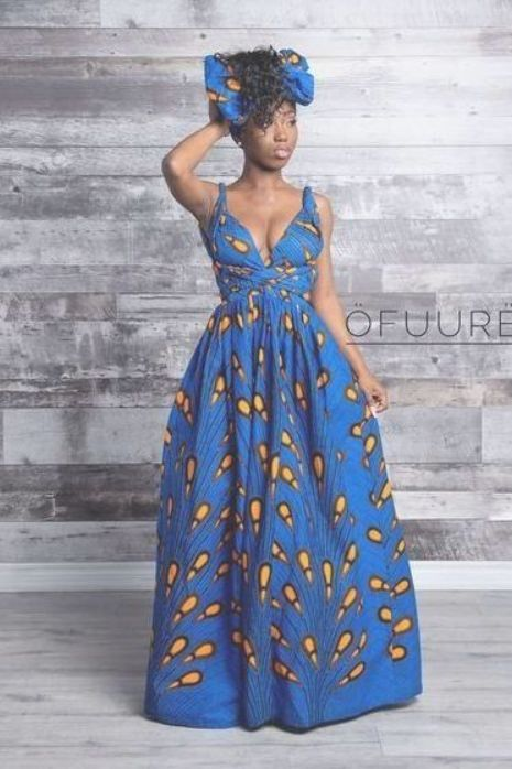 African print infinity dress Can be worn more than 10 different ways 2 side pock... By Diyanu #africanprintdresses