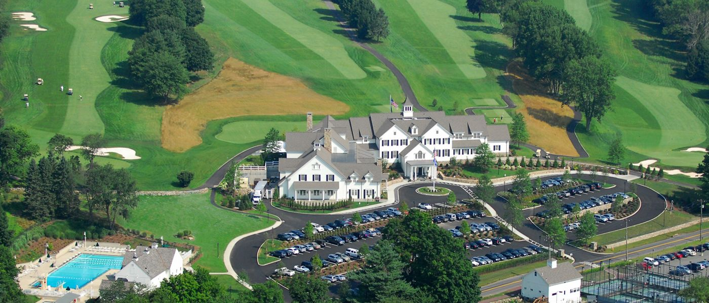 The Patterson Club, a private year-round country club with