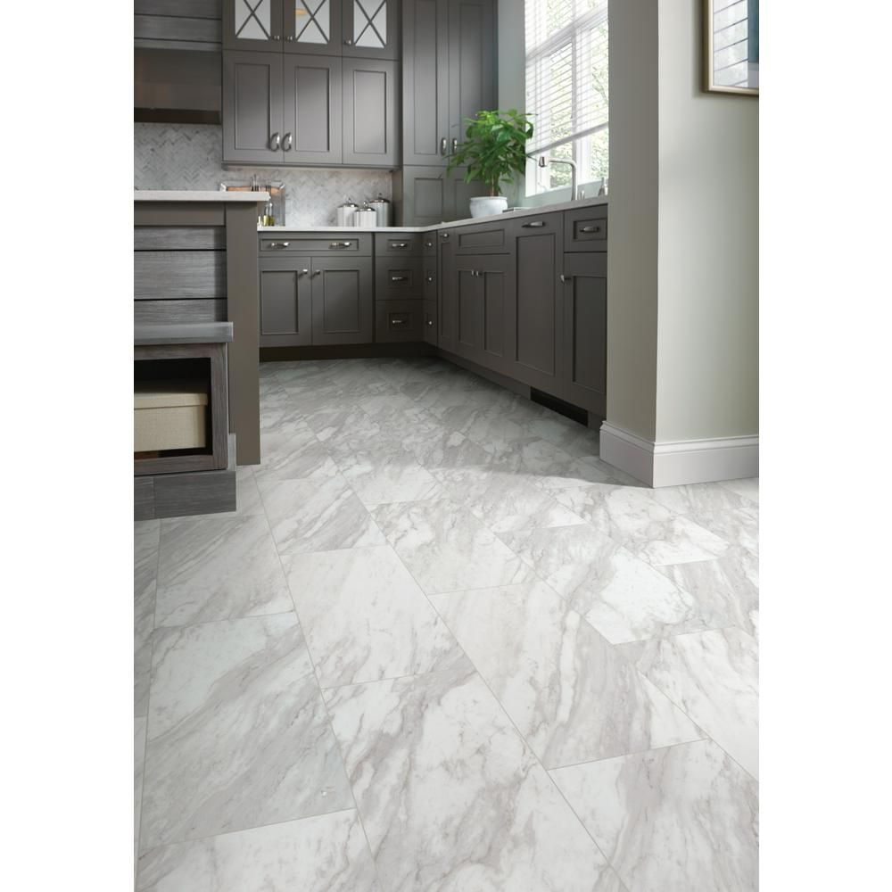 Shaw Vista Shoreline 12 In X 24 In Luxury Vinyl Tile 15 83 Sq Ft Per Case Hd88101010 The Home Depot In 2020 Luxury Vinyl Tile Vinyl Tile Flooring Kitchen Vinyl Flooring Kitchen