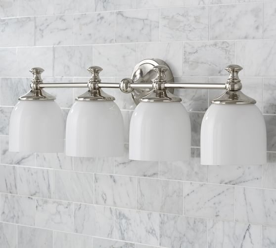 Mercer Quadruple Sconce Bathroom Sconces Sconces Diy
