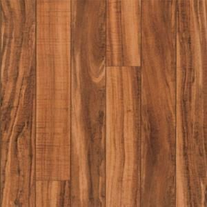 Pergo Xp Hawaiian Curly Koa 10mm Thick X 4 7 8 In Wide X 47 7 8 In Length Laminate Flooring 13 1 Sq Ft Case L Laminate Flooring Pergo Laminate Flooring