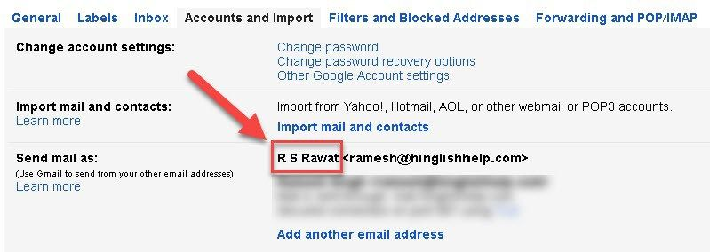 Gmail User Id Change Kaise Kare In Hindi Change Computer Internet Users
