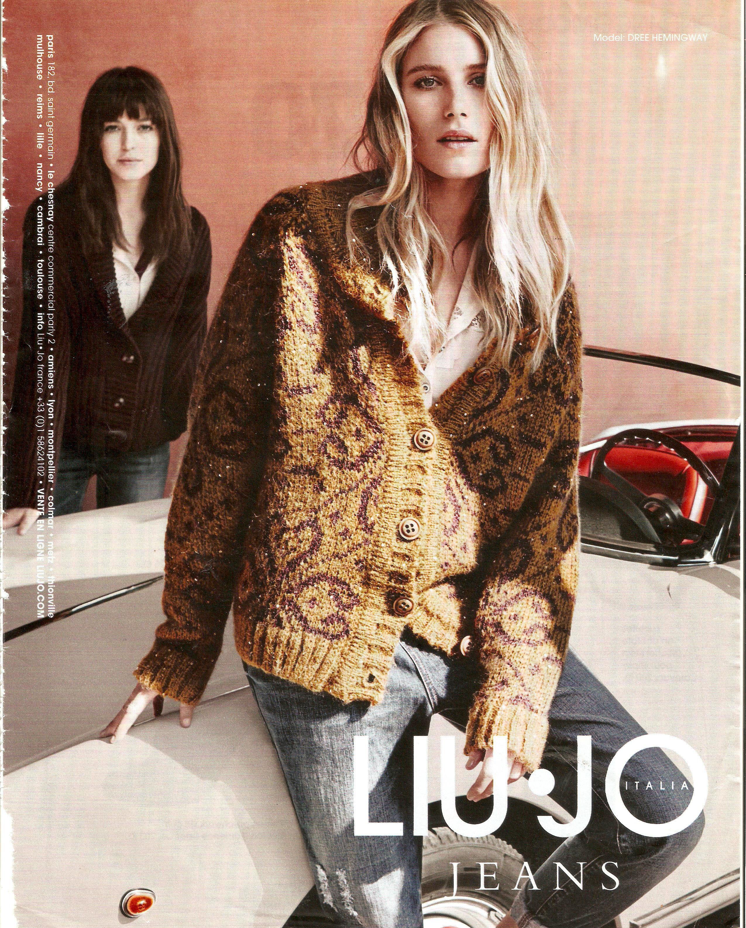 new product be028 dcf58 Liu Jo Italia Jeans Advert | DENIM | Jeans, Denim, Blazer