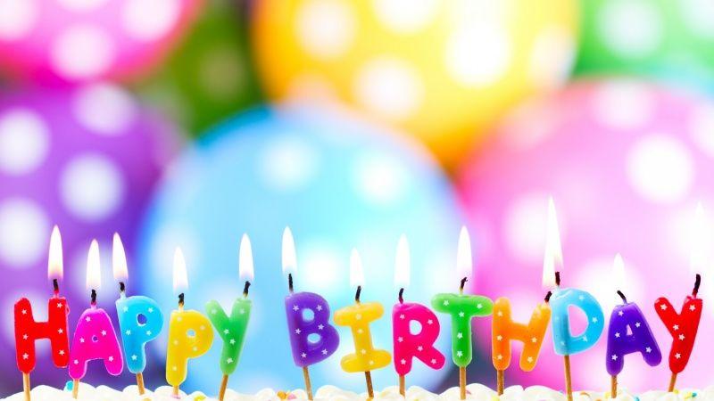 Golden Mines Usd Happy Birthday Candles Happy Birthday Cupcakes Happy Birthday Wallpaper